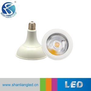Aluimum+PC Cuerpo 12W LED PAR38 de iluminación LED de luces de buen precio.