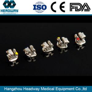 금속 부류 세륨 FDA ISO13485를 잡아매 치과 재료 교정 각자