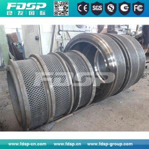 カスタマイズされたステンレス鋼のリングはCpm Muyang Buhlerのために餌の製造所を停止する停止する