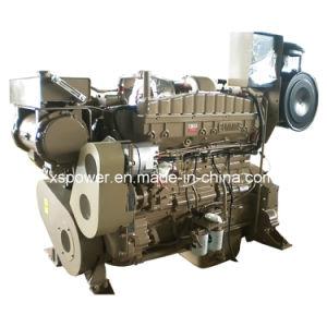 Cumminsのディーゼル海洋のボートエンジンNta855-M350 (350HP/261KW)