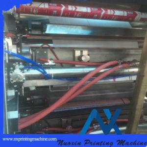 ジャンボロールのナプキンのフレキソ印刷の印字機