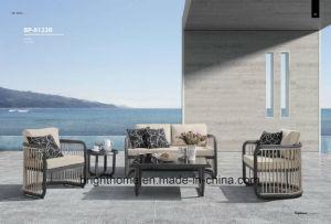 На заводе для отдыхающих отель алюминиевый сад диван патио Домашняя мебель для установки вне помещений