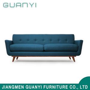Высшее качество современной домашней мебели два места ткань диван спальни мебель для продажи