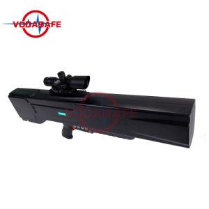 High-Gain incorporada con antenas direccionales de 55W zumbido del teléfono móvil de alta potencia Jammer señal