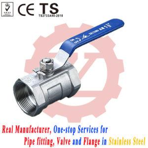 Para Servicio Pesado de acero inoxidable ANSI 150 Válvula de bola