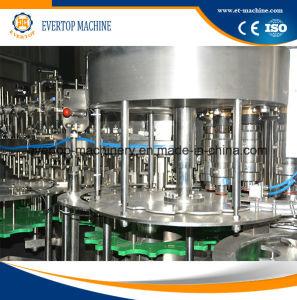 プラスチックびんCSDの炭酸清涼飲料の飲料の充填機