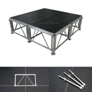 Portátil plegable/etapa móvil pequeño escenario