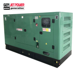 Hete Diesel van de Fase 300kVA 3 van de Verkoop Geruisloze Stille Generator