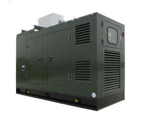 Reeks met geringe geluidssterkte van de Generator van het Gas van de Aard van het Propaan Sourdproof de Elektrische Reserve