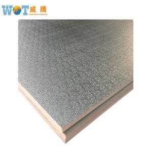 Placa de isolamento de espuma fenólica para isolamento da parede