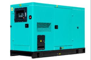 Marquise silenciosa 12cilindro 100kw grupo gerador diesel para solução de energia