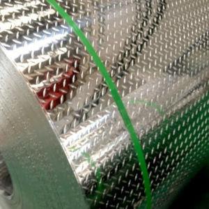 마루를 위한 알루미늄 알루미늄 다이아몬드 격판덮개