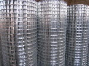 Hot Feux de treillis soudés en acier galvanisé par Rolls