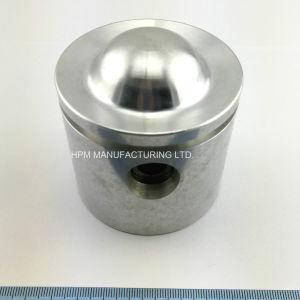 Personalizar la unidad de mecanizado CNC de pistón de alta pieza de metal Volante para la construcción de la máquina de excavación Auto Parts