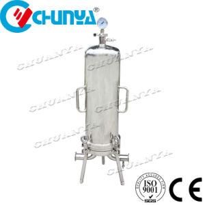 Boîtier de filtre à cartouche en acier inoxydable