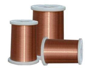 Collegare di alluminio placcato di rame smaltato del magnete
