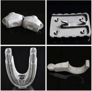 Piezas de fundición de aleación de aluminio colado Parts-Die