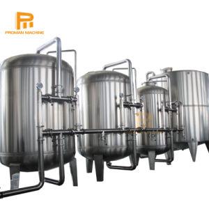 La production de système d'eau portable 2.5kw unité de dessalement / Traitement des eaux usées pour le recyclage de purification de l'eau