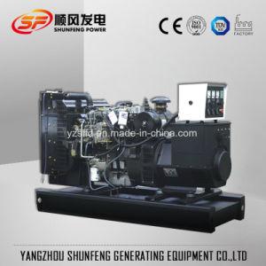 EPA 15kVA leiser Perkins elektrischer Dieselgenerator mit schalldichtem Kabinendach