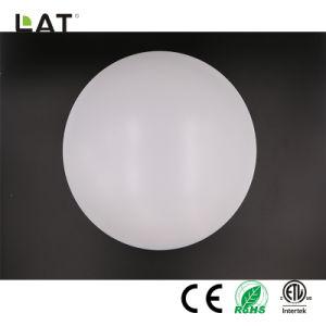 高い発電の極度の薄い表面の台紙のDimmable屋外か屋内24W LEDの円形の天井はまたはIP44をつける