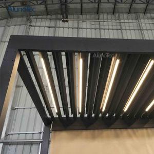 Pergola's de van uitstekende kwaliteit van het Aluminium van het Metaal voor Decking