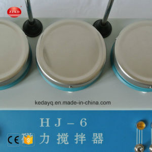 実験室のSUの小さい磁気感動的な器具