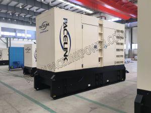 200kVAセリウムISOのCummisによって動力を与えられる無声ディーゼル発電機セット