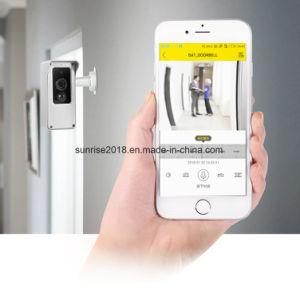 video batteriebetriebene drahtlose WiFi Überwachungskamera 32GB TF Karte IP-