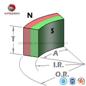 Magneti curvi cobalto del samario per audio