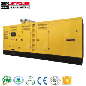 Япония Mitsubishi для тяжелого режима работы генератора 1MW 1000 квт дизельный генератор 1250 ква