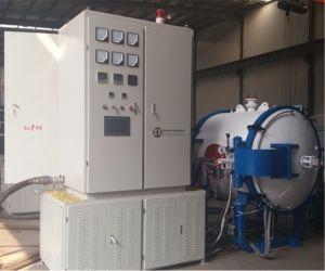 Calentamiento por inducción de carburo de tungsteno Tratamiento Térmico de vacío horno de sinterización