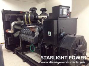 Bester Dieselgenerator 200kw 250kVA mit Deutz Bf6m1015-Ga Motor Stamford Drehstromgenerator