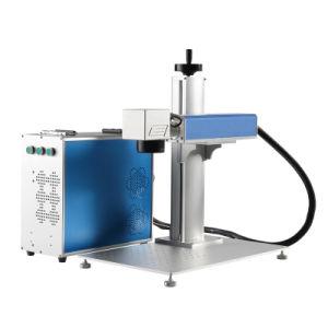 marcadora láser de alta calidad para metal 20W 30W 50W