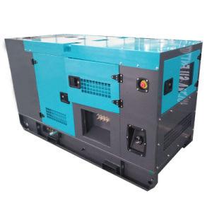 Cummins superiore alimenta il generatore diesel silenzioso insonorizzato mobile del rimorchio di 50kw 62.5kVA