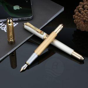 La promotion de la signature de la fontaine de lissage de stylo avec boîte cadeau