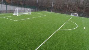 Tappeto erboso artificiale del monofilamento del PE per il tappeto erboso artificiale dell'erba di gioco del calcio
