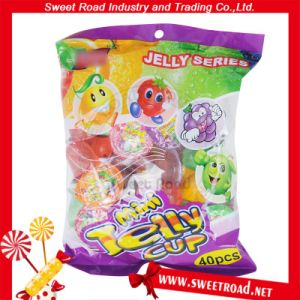 16g fruit jelly Halal Cup