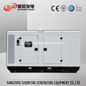 Diesel silenzioso insonorizzato Genset di energia elettrica di 150kw Weichai Ricardo