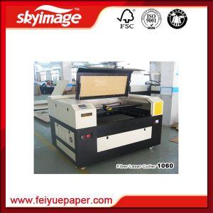 Taglierina cinese Fy-1060 del laser della fibra per il taglio ad alta velocità della tessile