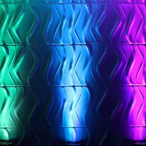 Indicatore luminoso piano sottile di PARITÀ dell'indicatore luminoso della fase di PARITÀ di 5X10W 4in1 LED