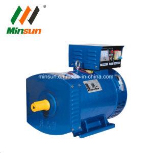 폴리 발전기 3kv를 가진 Mindong Shengyuan 단일 위상 AC 발전기 3kw