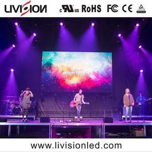 O LED de evento no interior do ecrã de vídeo P3.9/4,8 Display LED para concerto
