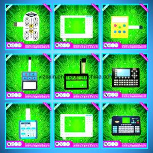 膜スイッチパネルキーボードキーパッドレンズ