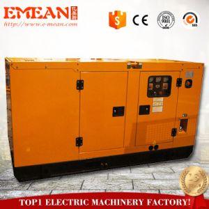 ブランド力の電気開始24kw 30kVAの無声ディーゼル発電機Genset