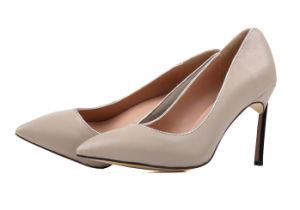 A mediados de la moda señaló la convergencia de Tacón Zapatos de Vestir (HCY02-1806)