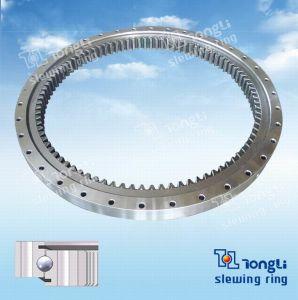 Anillo de rotación de Komatsu/plato de cojinete de giro para PC120-6 con SGS