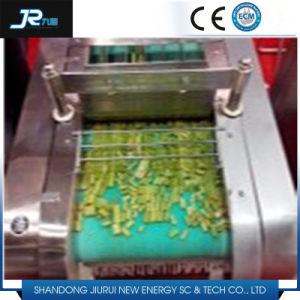 Le matériel en acier inoxydable entièrement automatique de la Patate douce Dicer Machine de coupe