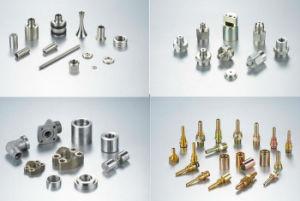 Поворачивая деталь с ЧПУ и компонента оборудования с ЧПУ станок с ЧПУ, поворота детали прошли ISO 9001