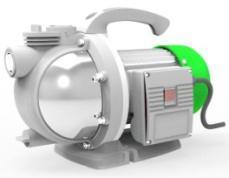 1100W 플라스틱 또는 스테인리스 펌프 헤드 정원 수도 펌프
