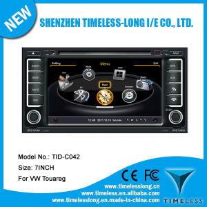 Automobile Audio per il Vw Touareg 2003-2010 con Costruire-nella chipset RDS BT 3G/WiFi DSP Radio 20 Dics Momery (TID-C042) di GPS A8